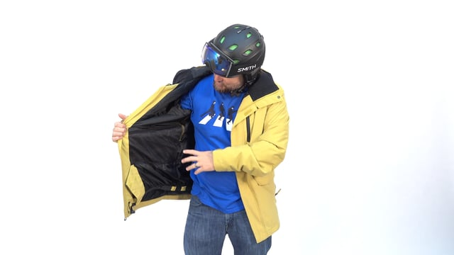 Quiksilver Raft Jacket Review The Good Ride