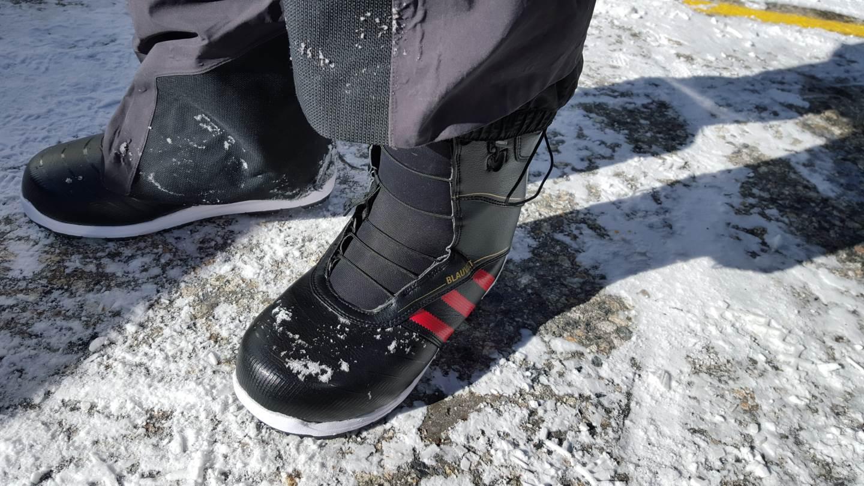 73b9db811d0 Addidas Blauvelt 2015-2017 Snowboard Boot Review