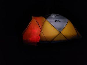 REI Basecamp 6 Tent