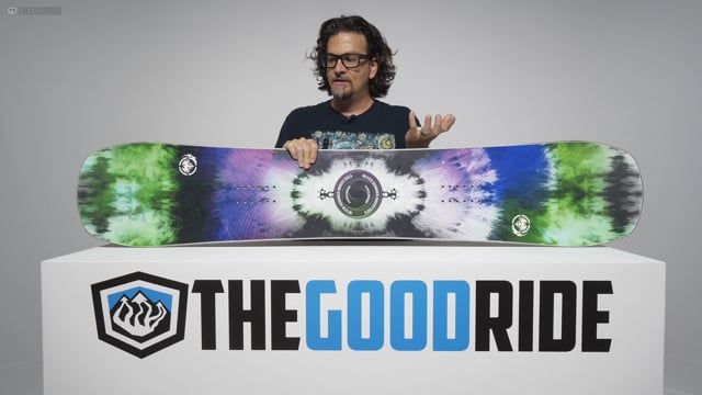 Never Summer Funslinger 2015 2020 Snowboard Review