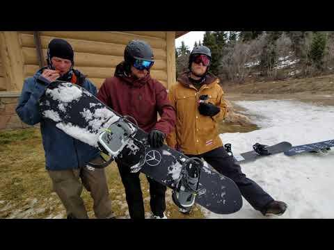 673d3282bf8 Burton Kilroy Custom 2018-2019 Snowboard Review