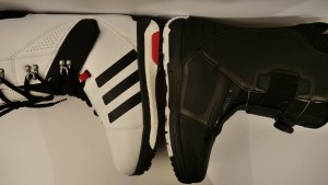 Adidas Tatical ADV Footprint Compared to Ride