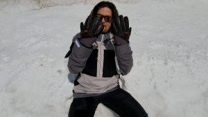 Drop Cascade Glove