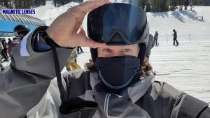 Drop Dyad Snowboard Goggle