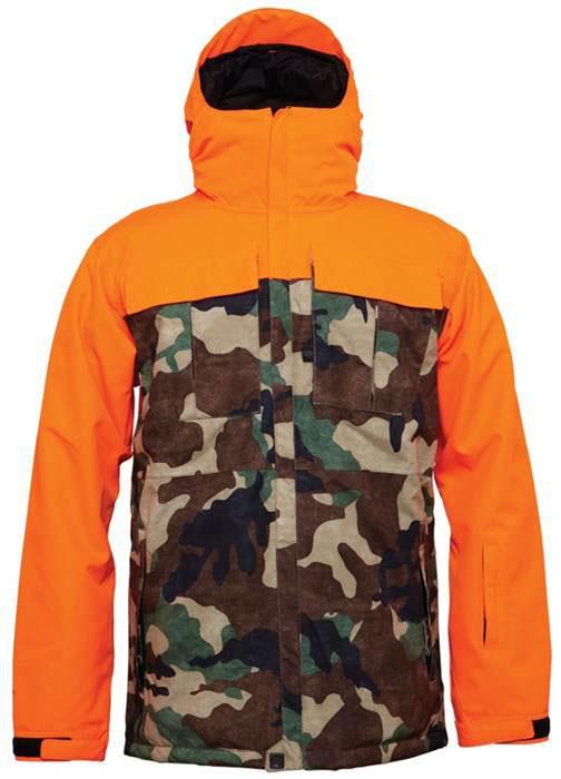 image 686-authentic-moniker-jacket-safety-orange-colorblock-front-jpg