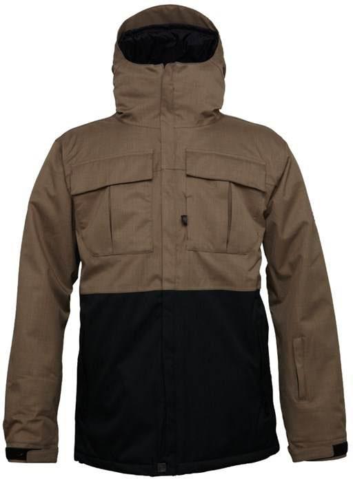 image 686-authentic-moniker-jacket-tobacco-herringbone-denim-colorblock-front-jpg