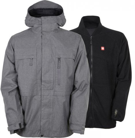 686 Smarty Form 3 in 1 Jacket 2016-2019 Review