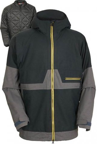 686 Smarty Network 3 in 1 Snowboard Jacket Review