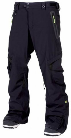 686 Smarty Compression Cargo Snowboard Pant Review