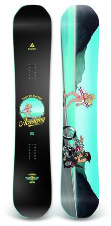 Academy Rhythm Snowboard Review