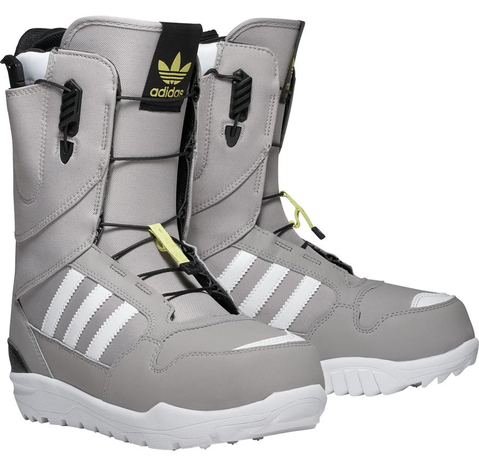 Adidas ZX 500 2015 2017 Snowboard Boot Review