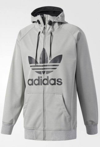 Adidas Greely Soft Shell Jacket 2017-2018 Review