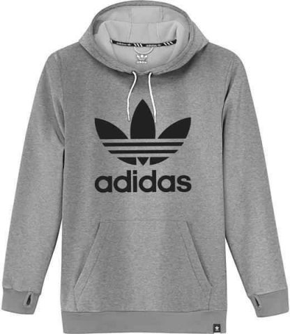 Adidas Team Tech Hoodie 2017-2018 Review