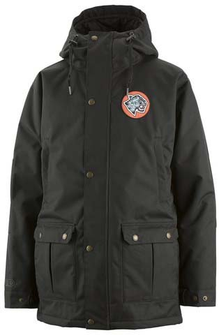 Airblaster Grumpy Snowboard Jacket Review