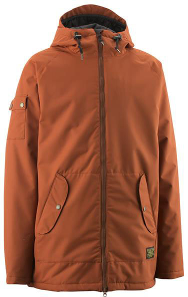 AIRBLASTER Mens Insulated Outerwear Toaster Jacket