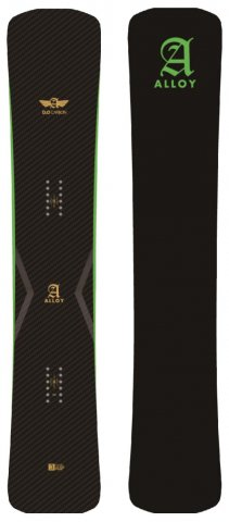 Alloy D.O Carbon 2019-2020 Snowboard Review