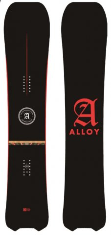 Alloy Darwin Flow 2020 Snowboard Review