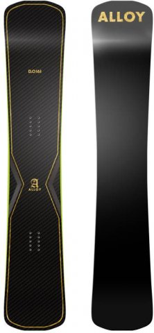 Alloy DO BC 2017 Snowboard Review