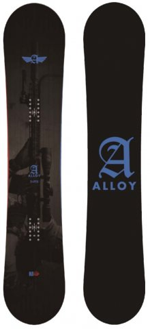 Alloy Sniper 2016-2019 Snowboard Review