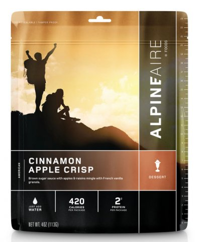AlpineAire Cinnamon Apple Crisp 2020 Review
