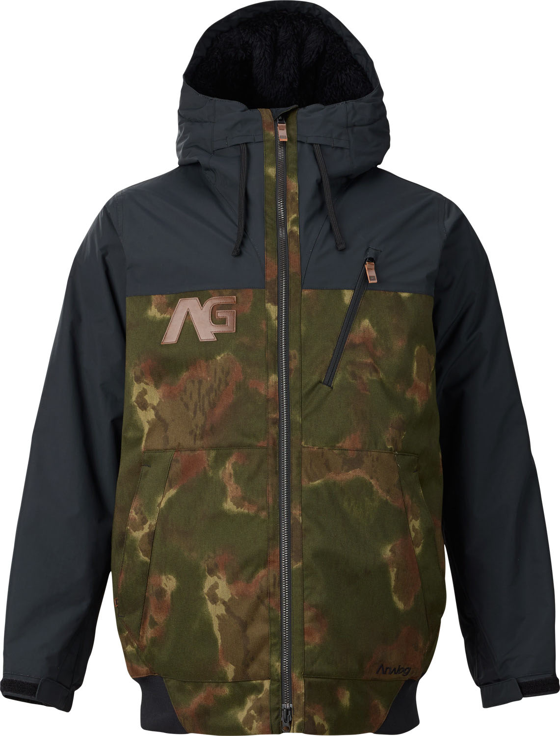 image analog-greed-snwbrd-jacket-ink-blot-camo-black-16-jpg
