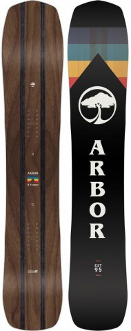 Arbor A-Frame Snowboard Review And Buying Advice