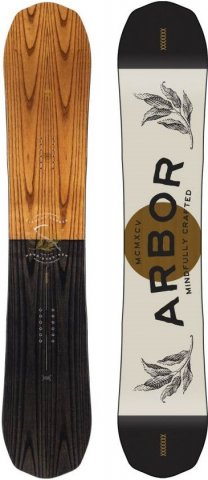Arbor Element Camber 2021 Snowboard Review