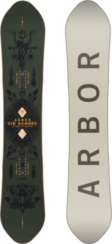 Arbor Sin Nombre Snowboard Review And Buying Advice
