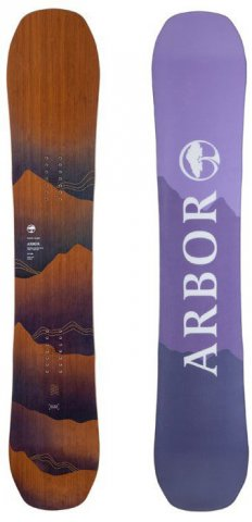 Arbor Swoon Camber Snowboard Review And Buying Advice