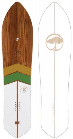 Arbor Terrapin 2021 Snowboard Review