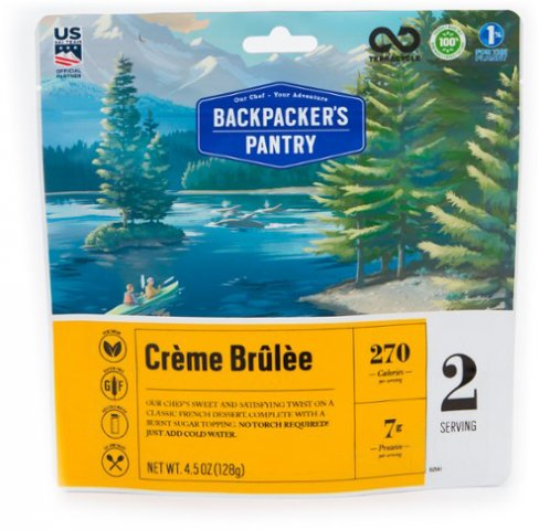 Backpackers Pantry Creme Brulee 2020 Review