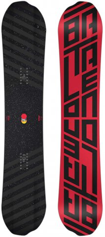 Bataleon Evil Twin Asymetrical Snowboard Review