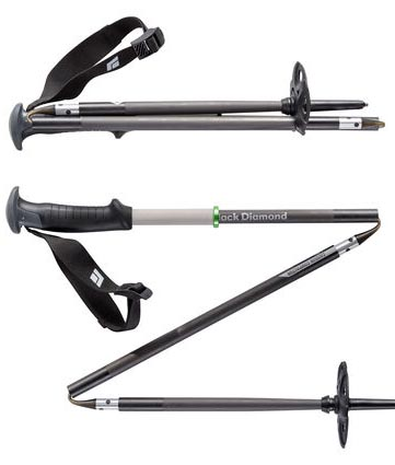 Black Diamond Carbon Compactor Pole Review