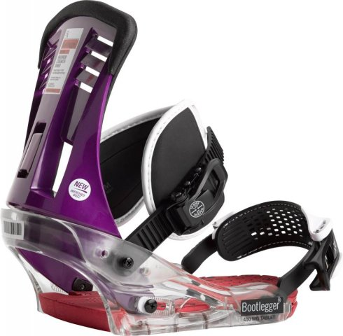 Burton Bootlegger Re:Flex Snowboard Binding Review