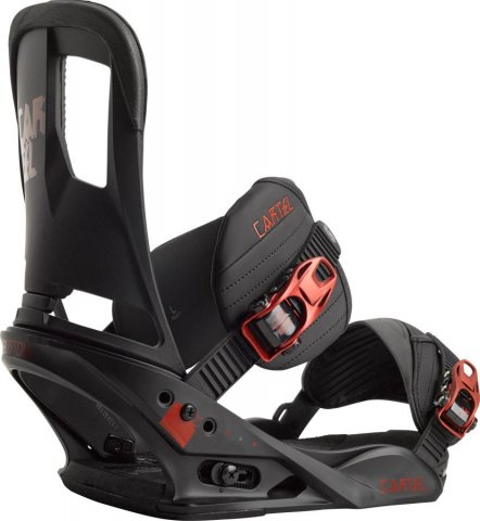 Burton Cartel Restricted Re:Flex Snowboard Binding Review