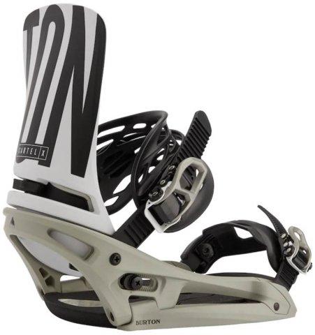 Burton Cartel X EST 2021 Snowboard Binding Review