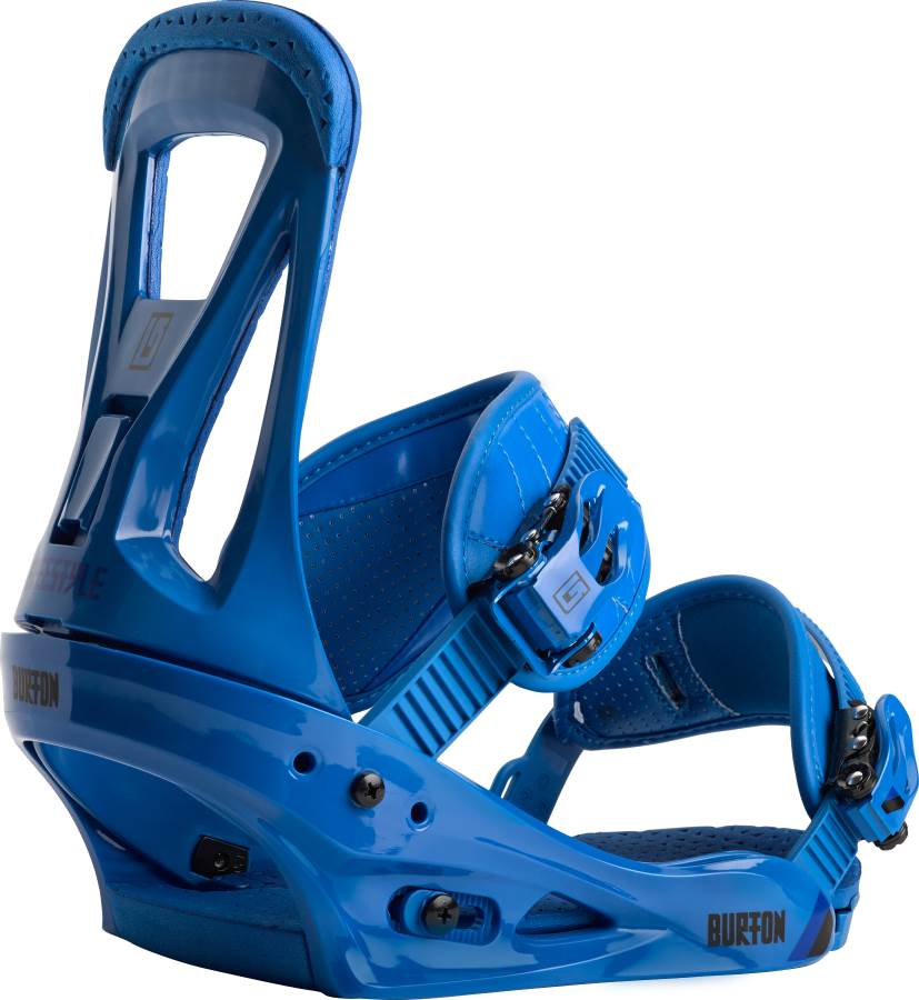 Burton Freestyle 2016-2010 Snowboard Binding Review