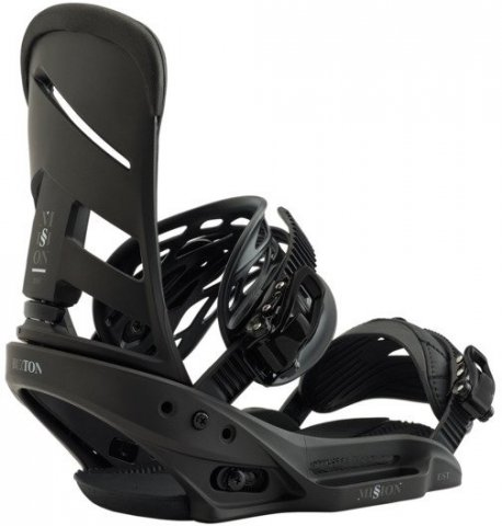 Burton Mission EST 2016-2010 Snowboard Binding Review