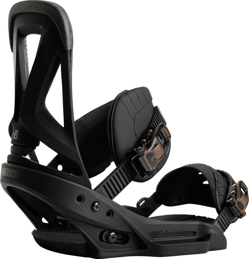 Burton Mission Restricted EST Review By The Good Ride