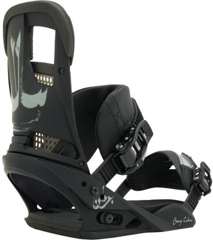Burton Stay Calm Snowboard Binding Review And Buying Advice