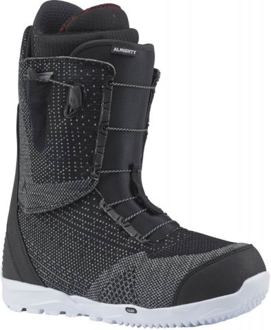 Burton Almighty 2017-2018 Snowboard Boot Review