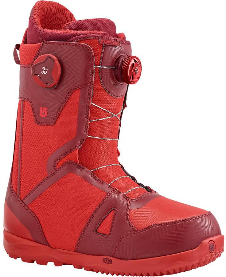 42f10ceb74 Burton Concord BOA Snowboard Boot Review