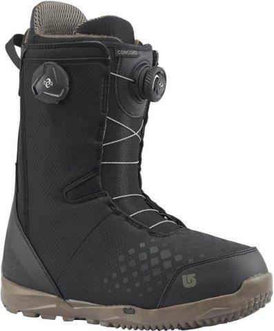 Burton Concord BOA Snowboard Boot Review