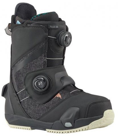 Burton Felix Step On 2019 Snowboard Boot Review