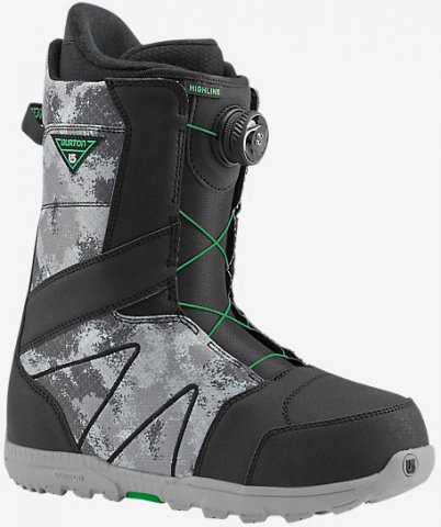 Burton Highline BOA Snowboard Boot Review