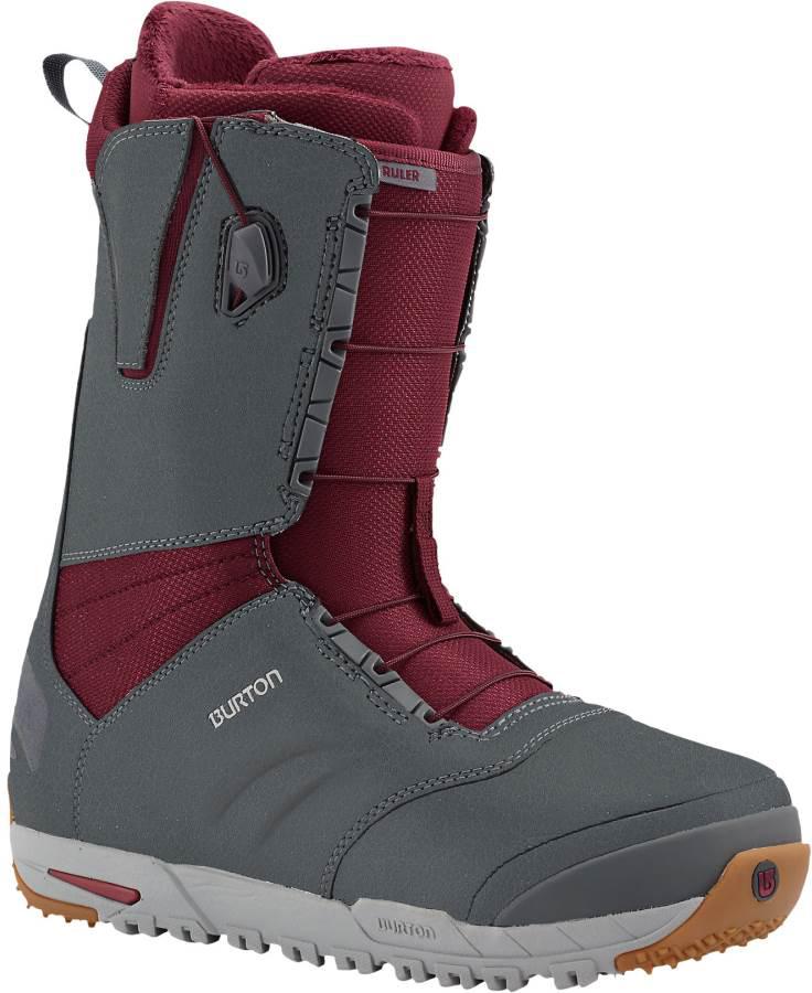 f3121be61de39 Burton Ruler 2016-2010 Snowboard Boot Review