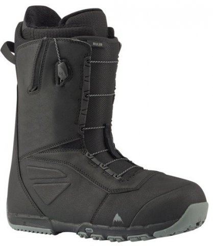 Burton Ruler 2010-2019 Snowboard Boot Review