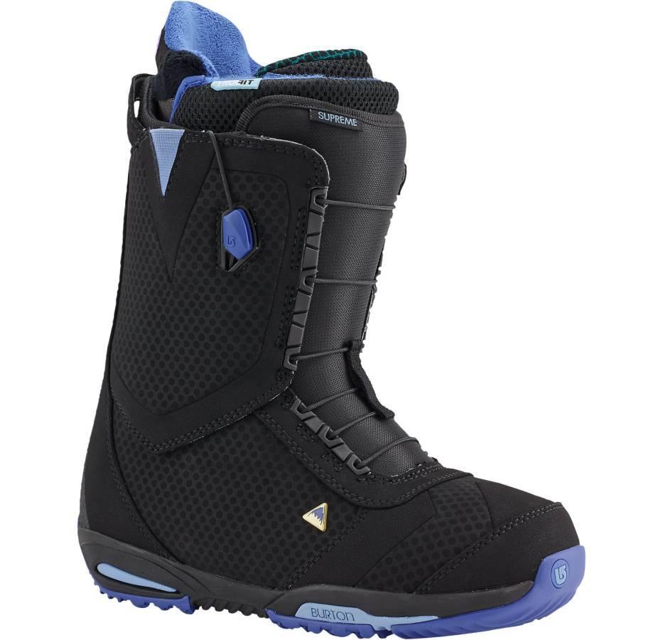 Burton Supreme Snowboard Boot Review