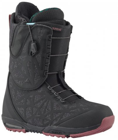 Burton Supreme Snowboard Boot Review And Buying Advice