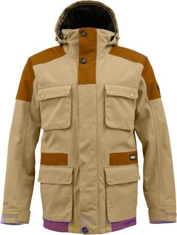 Burton 2L Gore-Tex Highland Snowboard Jacket Review